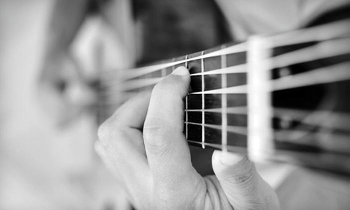 Gand Music & Sound - Northfield: $30 for Two Beginner Guitar Lessons at Gand Music & Sound in Northfield ($60 Value)