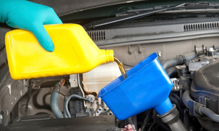 Auto Care Special - Multiple Locations: $33 for an Auto-Maintenance Package with Three Complete Oil Changes and Two Tire Rotations from Auto Care Special ($189.99 Value)