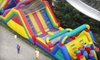 A to Z Fun Rentals - Woburn: $40 for $100 Worth of Amusement-Game Rentals at A to Z Fun Rentals in Toronto