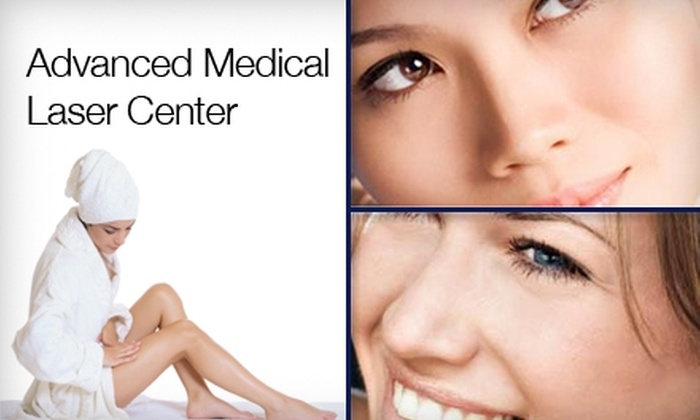 Advanced Medical Laser Center - Northcrest: $199 for Four Laser Hair-Removal Treatments and an Additional 50% Off Three Follow-Up Sessions at Advanced Medical Laser Center