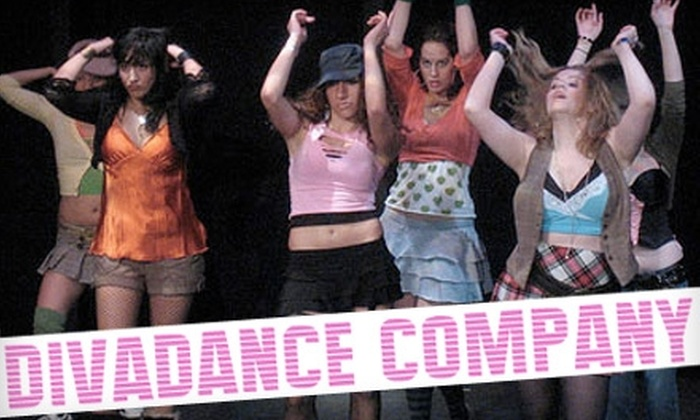 DivaDance Company - Multiple Locations: $32 for a Four-Class Dance Package at DivaDance Company ($67 Value)