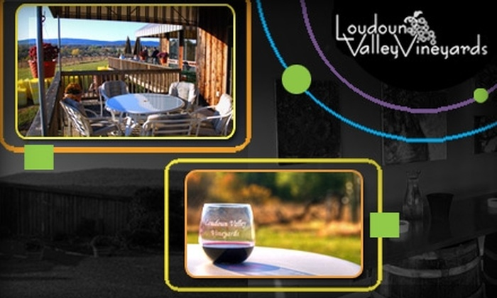 Loudoun Valley Vineyards - Catoctin: $48 for a Wine Tasting for Two and Picnic Lunch at Loudoun Valley Vineyards from Nova Personal Chef ($80 Value). Buy Here for February 14. See Below for Additional Date.