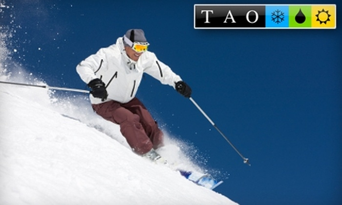 TAO The Adventure Outfitters - Downtown Halifax: $20 for a One-Hour Cross-Country Ski Lesson ($40 Value) or $15 for a Two-Day Snowshoe Rental with Poles ($42 Value) from TAO The Adventure Outfitters
