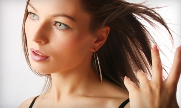 Serendipity Hair Salon and Boutique - Huntersville: $20 for a Haircut, Blow-Dry, and Style at Serendipity Hair Salon and Boutique in Huntersville ($40 Value)