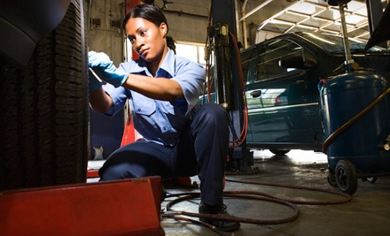 1 Oil Change, Tire Rotation, and a Car Wash (a $76 value) - North Central Ford in Richardson