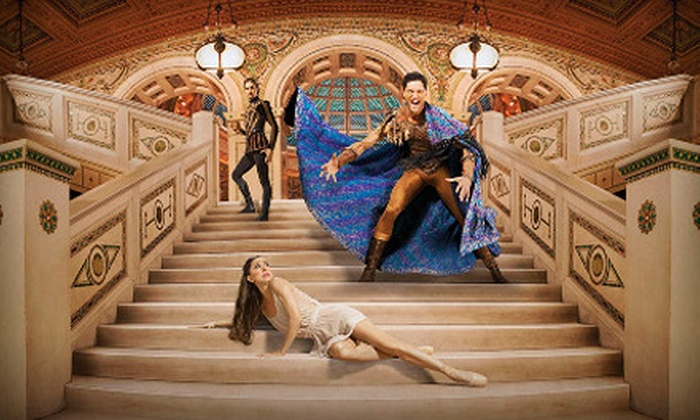"""The Joffrey Ballet's """"Othello"""" - Auditorium Theatre: The Joffrey Ballet's """"Othello"""" at Auditorium Theatre on April 24–May 5 (Up to 67% Off). 38 Options Available."""