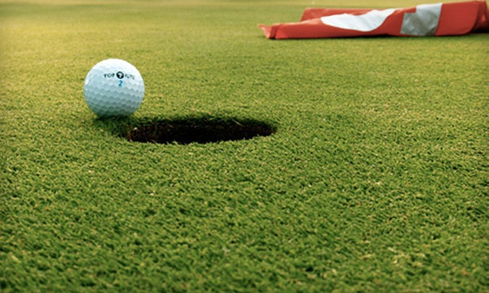 St. Croix Valley Golf Course - Saint Croix Falls: 18-Hole Golf Outing for One or Two Including Drinks at St. Croix Valley Golf Course in St. Croix Falls (Up to 53% Off)