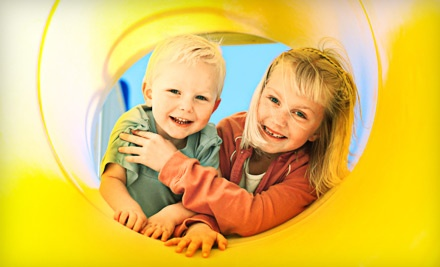 5 All-Day Play Passes (a $30 value) - Kinder Zone in Richmond Hill