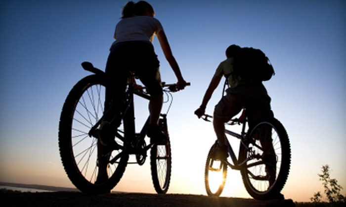Cyclextreme - Downtown Columbia: $15 for an All-Day Bicycle Rental at Cyclextreme ($35 Value)