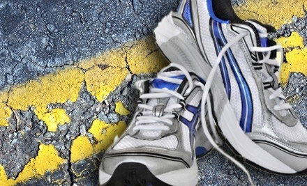$50 Groupon to Feet First - Feet First in St. Petersburg