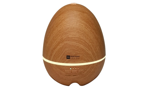 $45 for a LED Egg Shaped Ultrasonic Aroma Diffuser