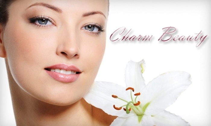 Charm Beauty Salon and Spa - New York City: $99 for Six Laser Hair Removal Treatments ($720 Value) or $40 for a Hot Stone Massage ($80 Value) at Charm Beauty Salon