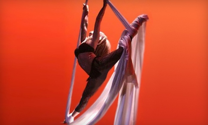 Voler - Thieves of Flight Aerial Academy - Kansas City: $20 for Two Aerial Acrobatic Classes at Voler - Thieves of Flight ($40 Value)