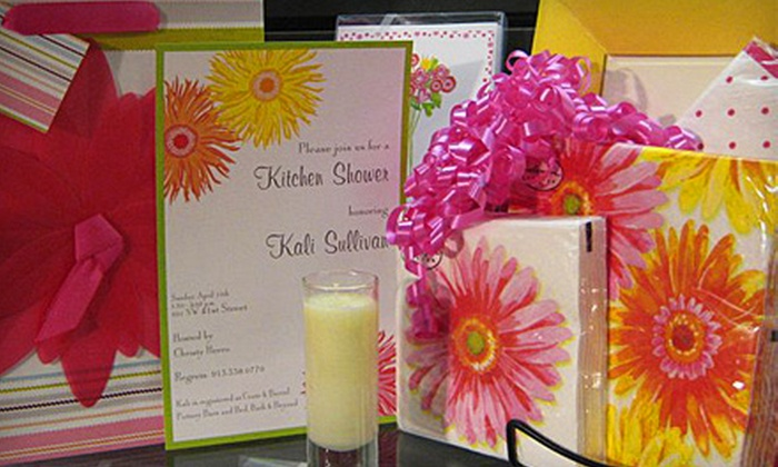 Statements - Overland Park: $15 for $30 Worth of Gifts, Cards, and Custom Announcements and Invitations at Statements in Overland Park