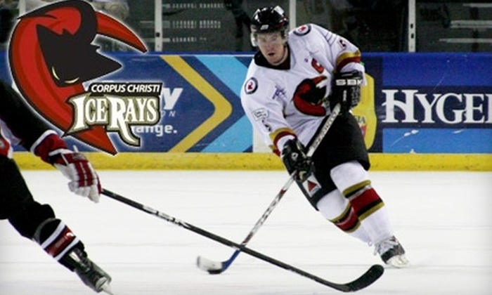 Corpus Christi IceRays - Central City: $7 for Silver-Level Ticket to Corpus Christi IceRays vs. Wichita Falls Wildcats on Friday, 11/5 ($15 Value)