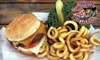 Fanny Ann's Saloon - Central Sacramento: $6 for $12 Worth of Burgers, Hot Dogs, and More at Fanny Ann's Saloon in Old Sacramento