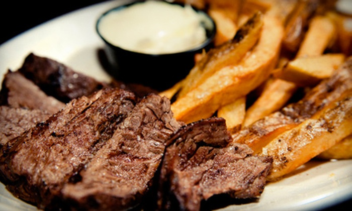 Taps Bar & Grill - Saint Johns: $15 for $30 Worth of Pub Fare and Drinks at Taps Bar & Grill in Saint Johns