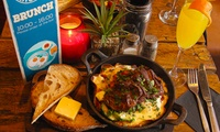 Brunch and Mimosa Cocktail for Two or Four at Kilburn Ironworks (Up to 49% Off)