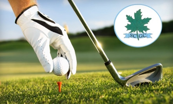 Sycamore Creek Golf Course - 4: $50 for 20 Buckets of Driving-Range Balls at Sycamore Creek Golf Course in Manakin-Sabot ($120 Value)