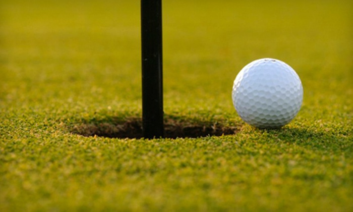Table Creek Golf Course - Table Creek Golf Course: $20 for 18 Holes of Golf for Two with Driving-Range Balls at Table Creek Golf Course in Nebraska City (Up to $58 Value)