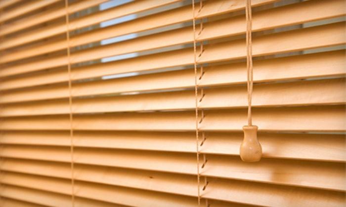 Saskatoon Custom Blinds - Lakeridge: $99 for $250 Worth of Custom Window Treatments from Saskatoon Custom Blinds