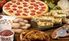 Little Caesars - Multiple Locations: $5 for $10 Worth of Pizza, Wings, and Crazy Bread at Little Caesars