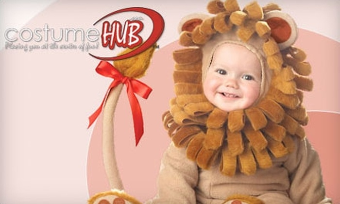 CostumeHUB: $15 for $30 Worth of Halloween Costumes and Accessories from CostumeHub.com