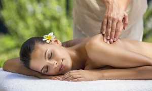 Amour de Meres: Facial and Full Back Massage from £16 at Amour de Meres (Up to 76% Off)