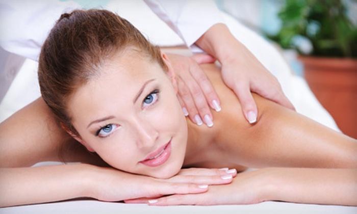 enVus Salon - Pacific Beach: $39 for a 60-Minute Massage at enVus Salon in Pacific Beach ($85 Value)