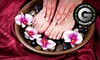 The Healing Place Boutique & Nail Salon - Denbigh: Classic or Shellac Manicure with Classic Pedicure at The Healing Place Boutique & Nail Salon in Newport News (Up to 54% Off)