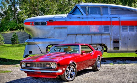 Museum of Transportation: 2 Admission Tickets and 2 Miniature-Train-Ride Tickets - Museum of Transportation in St. Louis