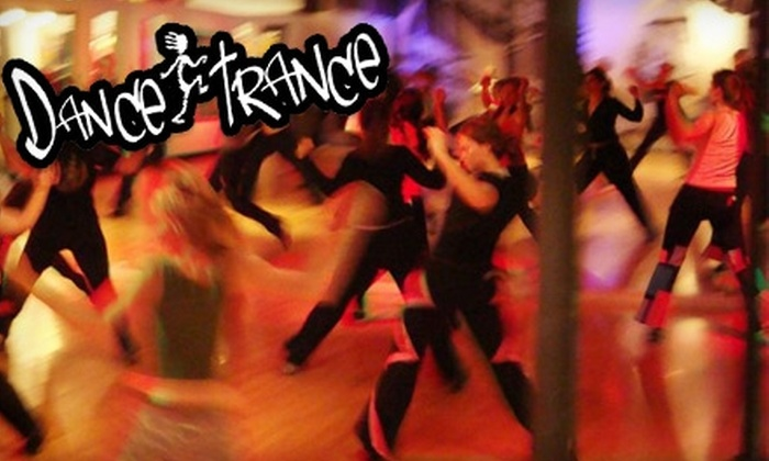 Dance Trance - Multiple Locations: $20 for One Month of Break-Down Classes at Dance Trance ($75 Value)