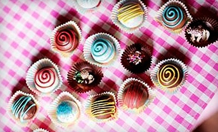 $16 Groupon to The Cake Truffle Store - The Cake Truffle Store in