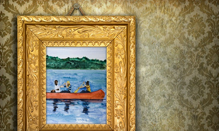American Framing - Town and Country: $39 for $100 Worth of Custom Framing at American Framing