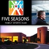 70% Off at Five Seasons Family Sports Club