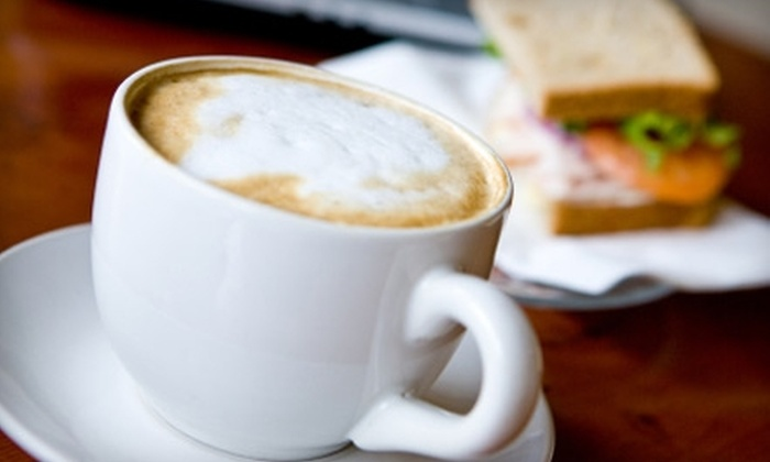 Flavour Cafe and Lounge - Troy: $7 for $15 Worth of Coffee, Sandwiches, and More at Flavour Cafe and Lounge