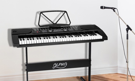 for a Choice of Electronic Piano Keyboards Don't Pay up to $675.95