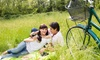 Pour & Pedal Bike Tours (F & D) - Multiple Locations: Winery Bike Tour for One or Two with Private Tasting, Lunch, and Souvenirs from Pour & Pedal (Up to 62% Off)