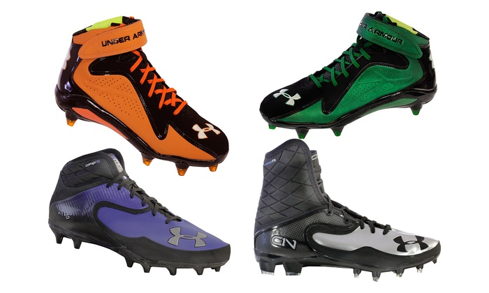 989fd9a075c under armour highlight football cleats for sale cheap   OFF65% The ...