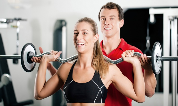 Fit-Fire Fitness - St. John's: Two, Four, or Six 45-Minute Personal-Training Sessions for Two at Fit-Fire Fitness (Up to 73% Off)