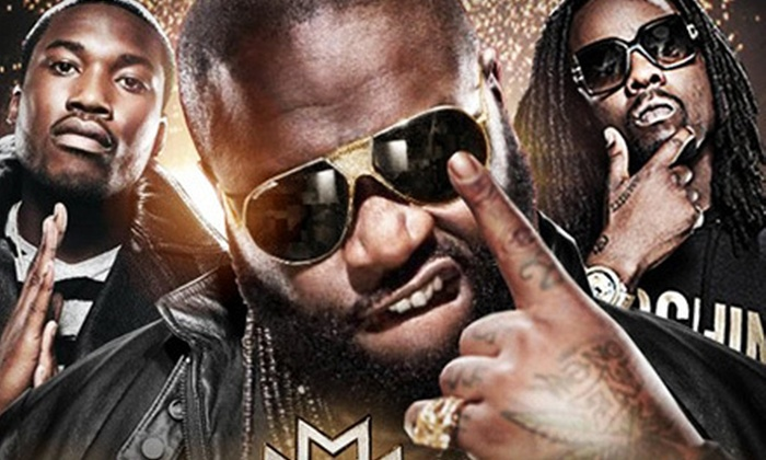 The MMG Tour featuring Rick Ro$$, Meek Mill, Wale, and More - Downtown San Jose: $40 to See The MMG Tour at Event Center at San Jose University on Friday, November 30, at 7:30 p.m. (Up to $68.30 Value)