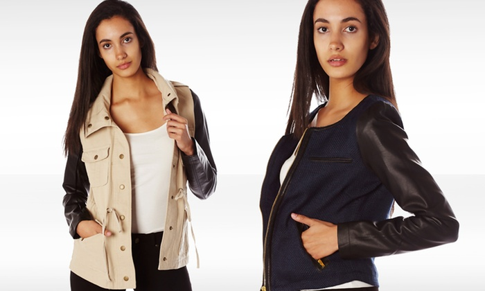 JJ Basics Ladies' Jackets: JJ Basics Ladies' Jackets. Multiple Styles Available. Free Returns.