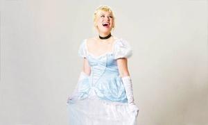Kids Fantasy Gala, Inc: $135 for $175 Toward Birthday Party Visit from Princesss or Mascot from Kids Fantasy Gala, Inc