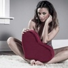 Liberator Heart-shaped Wedge Positioning Pillow