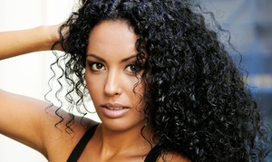 Prestige Salon & Spa: Salon Services for Natural Hair at Prestige Salon & Spa (Up to 51% Off). Four Options Available.