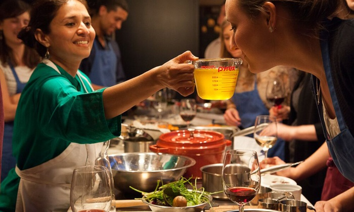 Route to India, Inc. - Multiple Locations: Indian Vegetarian Cooking Classes at Route to India (Up to 61% Off). Four Options Available.