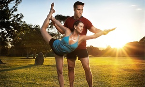 Fireshaper (East Perth): One-Month Unlimited Hot Yoga and Pilates for One ($39), Two ($59), or Four ($115) at Fireshaper (Up to $276 Value)
