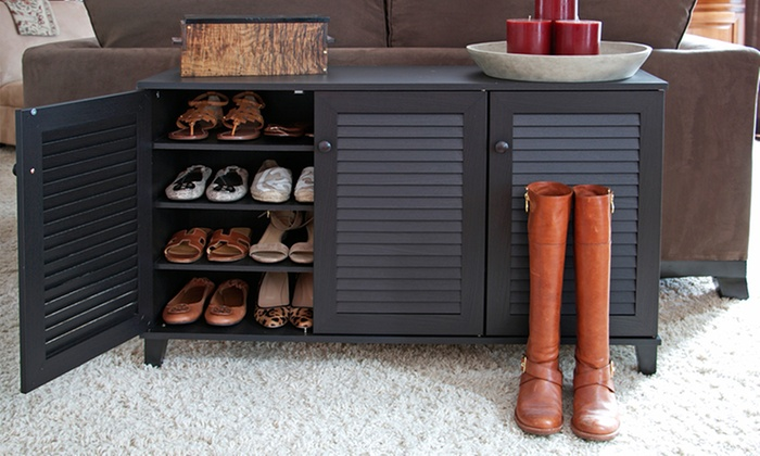 Modern Shoe Cabinets: Modern Shoe Cabinets. Multiple Styles From  $99.99u2013$169.99.