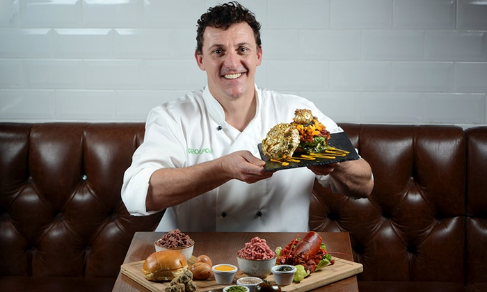 Glamburger: Win the Chance to Eat The World's Most Expensive Burger: The £1,100 'Glamburger'