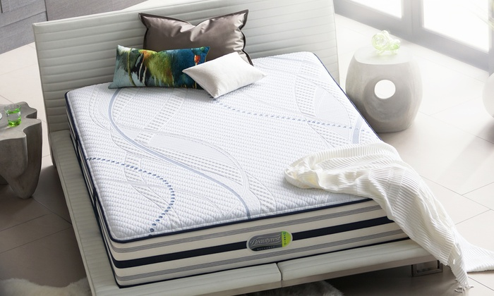 beautyrest recharge hybrid. Simmons Beautyrest Recharge Hybrid Luxury Firm Mattress Set Beautyrest Recharge Hybrid